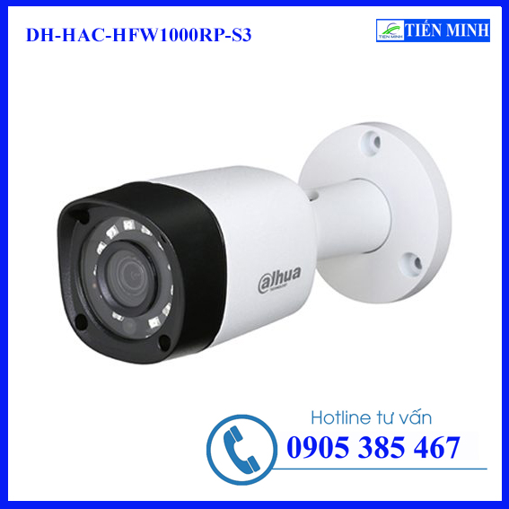 CAMERA DH-HAC-HFW1000RP-S3