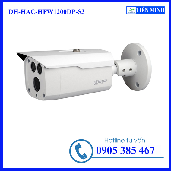 CAMERA DH-HAC-HFW1200DP-S3