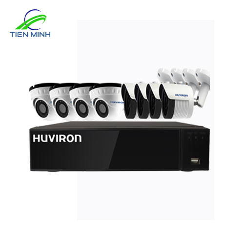 BỘ KIT CAMERA HUVIRON F-Kit9B