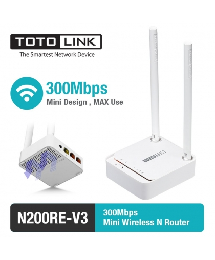 WIFI TOTOLINK N200RE V3